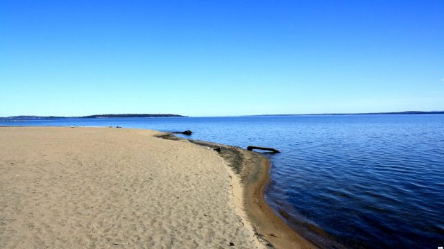 Lake Champlain in New York