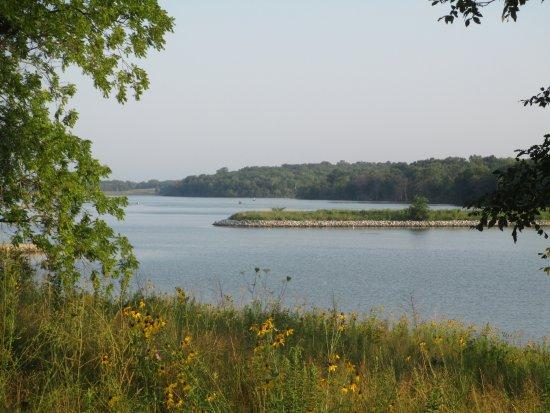 Lake Darling in Southern Iowa