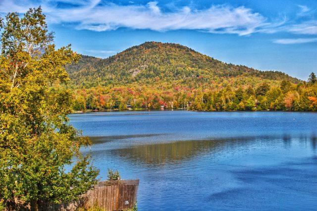 Lake Placid in New York