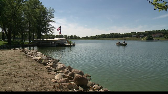Lake Ponderosa in Southern Iowa