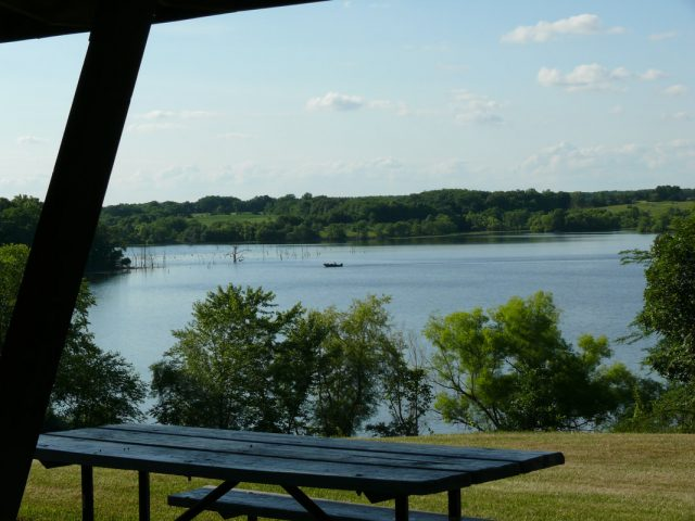 Lake Sugema in Southern Iowa