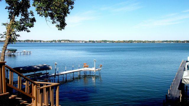 Lakes in Iowa