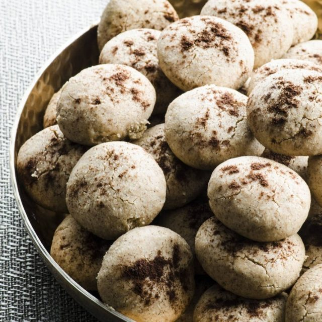 Moroccan Cinnamon Cookies