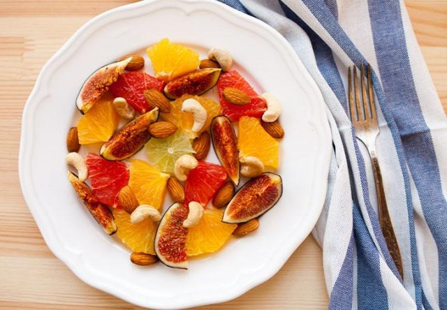 Moroccan Fruit Salad