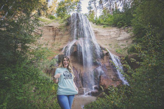 Smith Falls in Nebraska