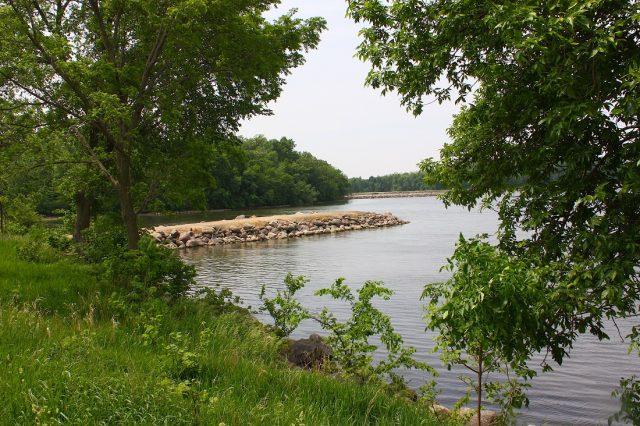 Swan Lake in Western Iowa