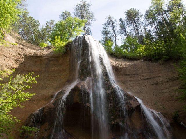 Waterfalls in Nebraska