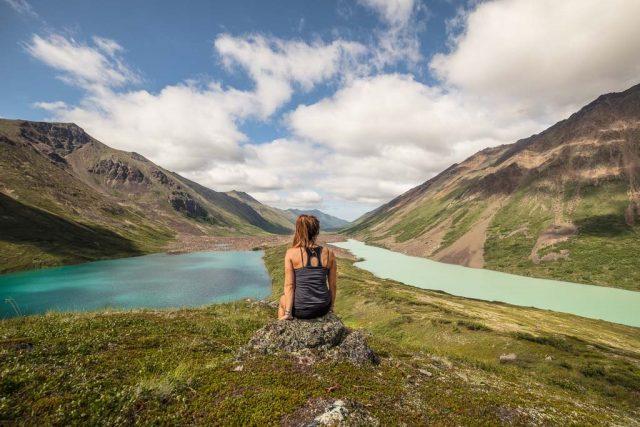 Lakes in Alaska