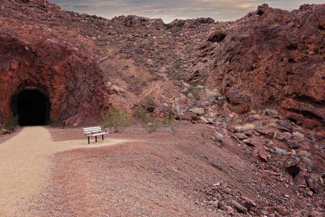 Lake Mead Railway Trail Las Vegas