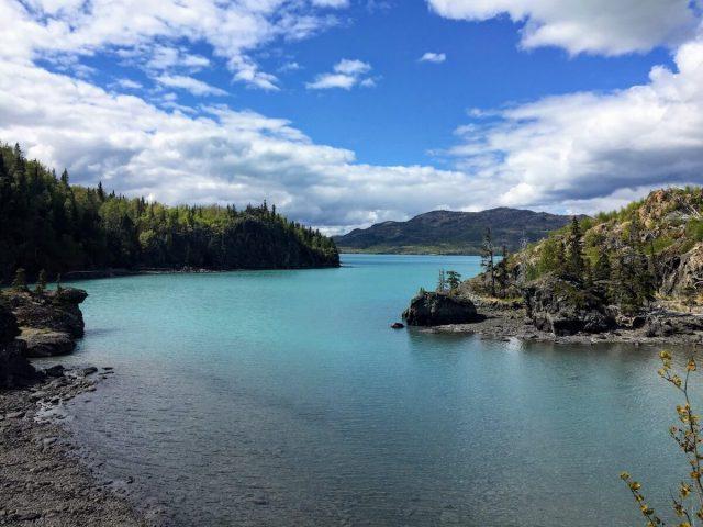 Skilak Lake in Alaska